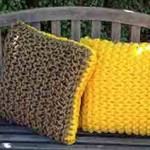 (GAllery) Manila and Sunflower cotton Cushions