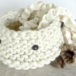 (GAllery)Pure wool basket