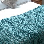 (GAllery)Spruce King Size felted roving bed throw