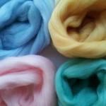 (GAllery)pastel rovings